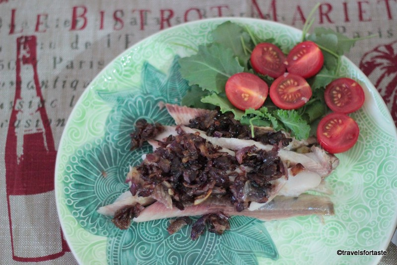 Low calorie, baked white fish, ready in under 30 minutes