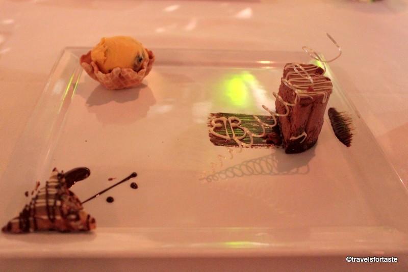 Divine desserts at Bombay Brasserie