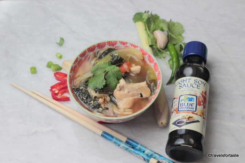 Flu-fighting chicken noodle soup