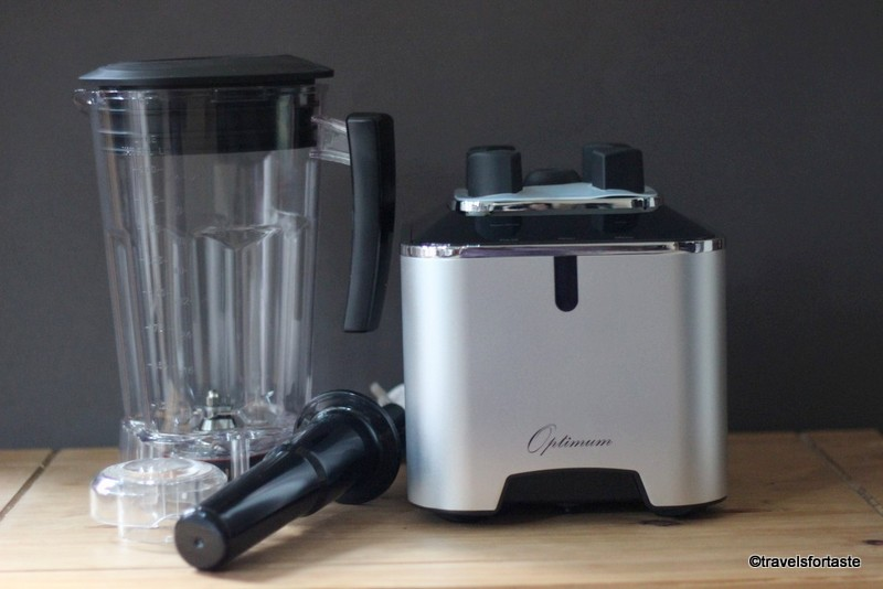 Optimum G2.1 power blender