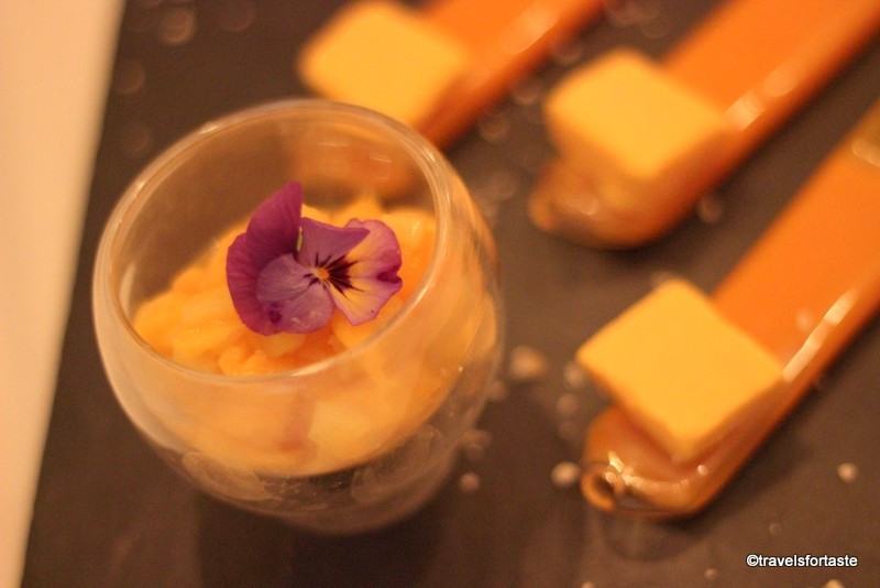 Chakra on Holland Street - Mango Kulfi