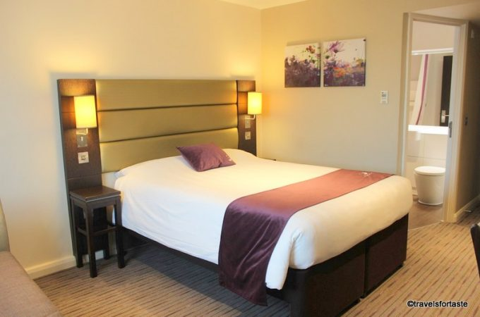 Premier Inn, Southampton -  a review