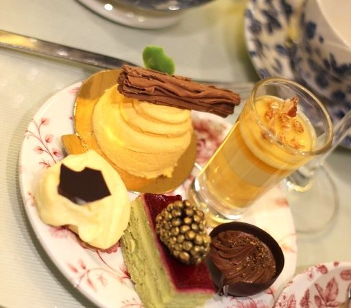 Sweet Treats St. Ermins Afternoon Tea