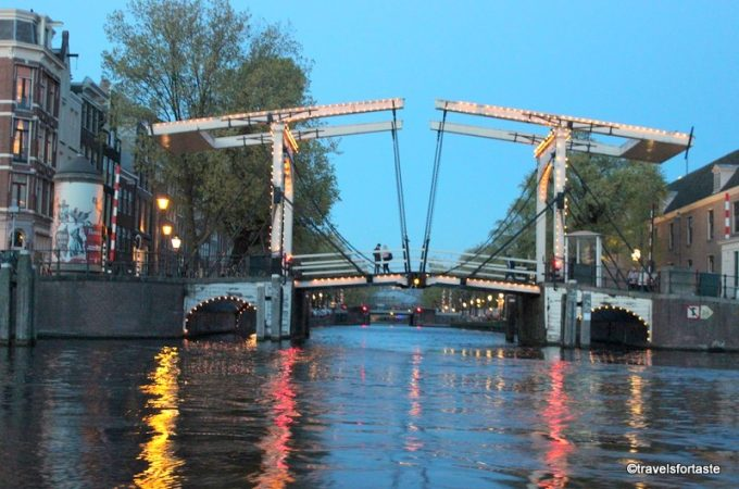 Amsterdam -Evening Canal Cruise