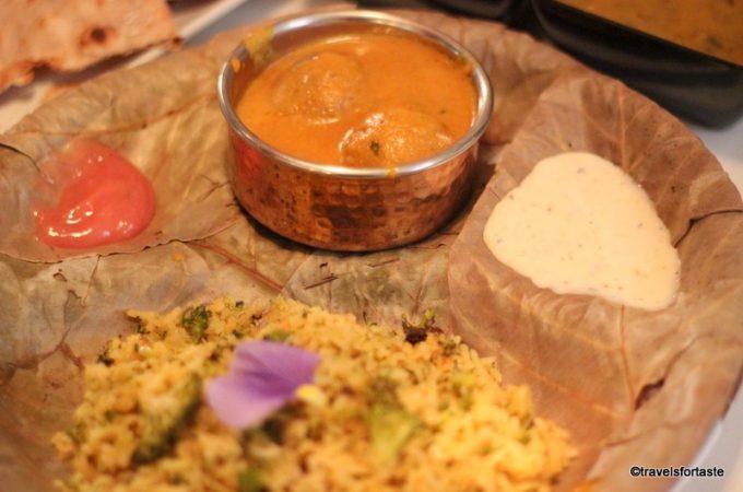 Wild Garlic Khichadi