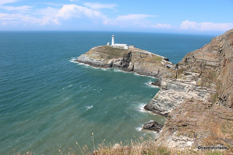 A week in North Wales – my Travelogue Part 2 – South Stack Lighthouse and Cemaes Bay