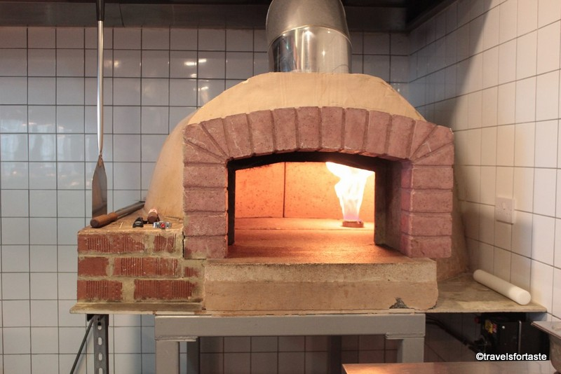 Wood Fired Oven at GSF