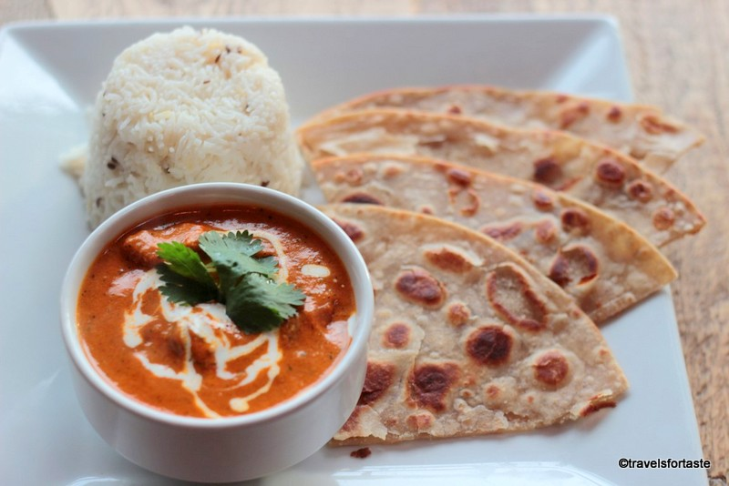 Butter Chicken at GSF