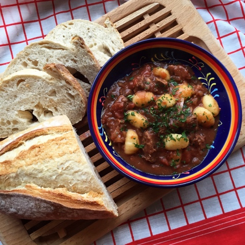 slow cooked beef gnoochi - Claire - The Foodie Quine