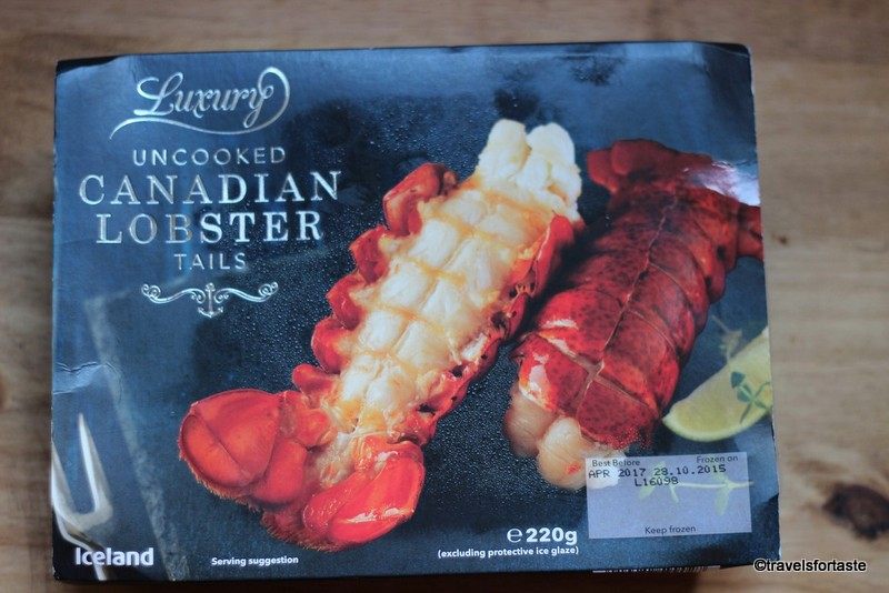 Iceland Luxury Canadian Lobster Tails