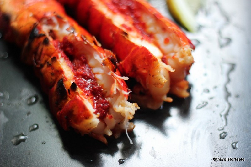 Iceland Lobster tails