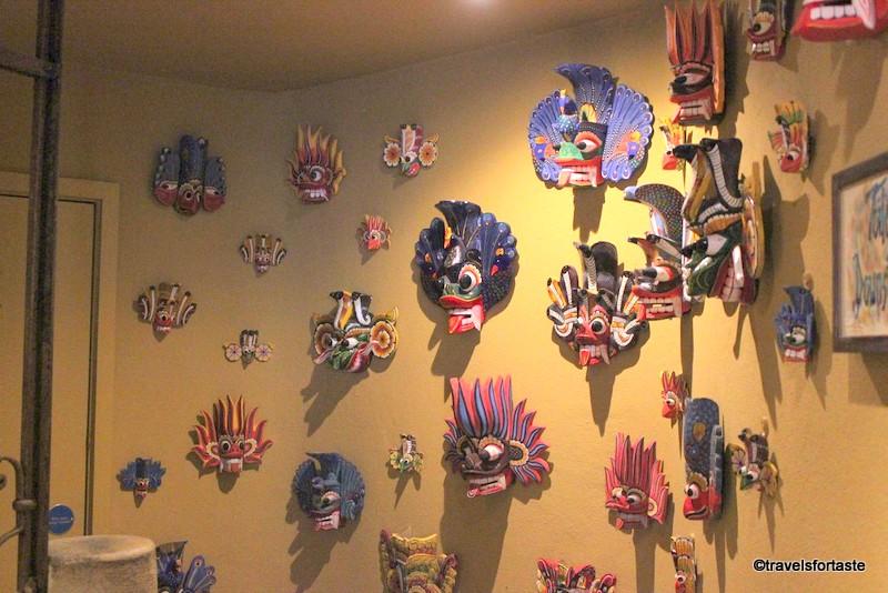 Kathakali Masks - Hoppers