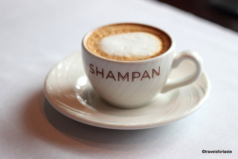 Coffee at Shampan