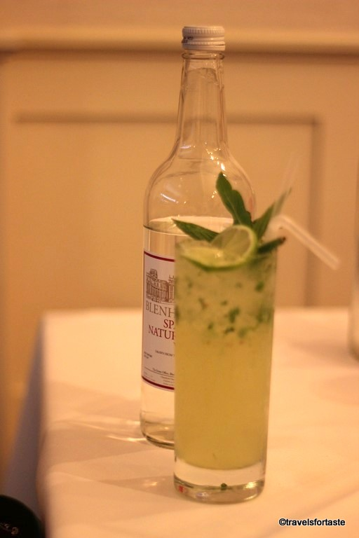 Chakra on Holland Street - Cocktail